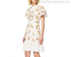 Frock and Frill Damen Inka Lace Embroidered Skater Dress cocktailkleid