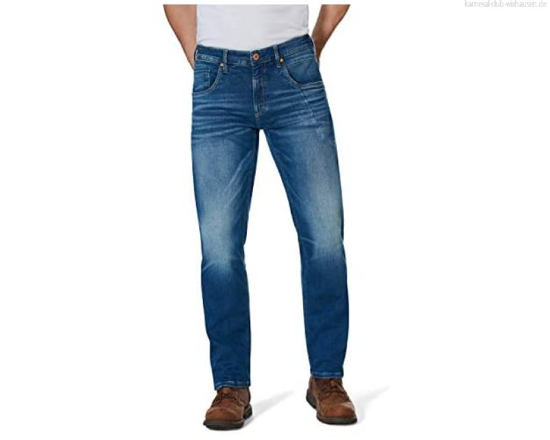 HERO BY JOHN MEDOOX Relaxed Fit 81 Heavy wash 38 96% Cotton 2% Polyester 2% Elasthane